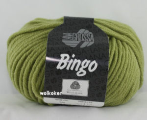 Bingo 126 licht olijf-0