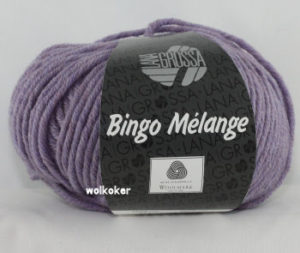 Bingo Melange 211 lila-0