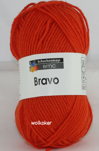 Bravo 8192 pompoen oranje-0