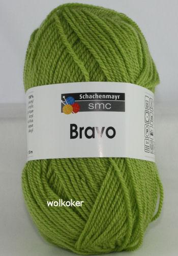 Bravo 8194 limoen groen-0
