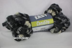 Condito 10 zwart wit-0