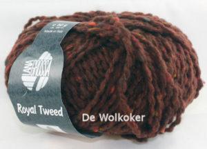 Royal Tweed 041 roodbruin-0