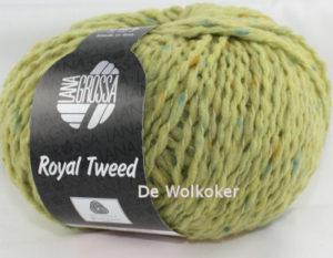 Royal Tweed 068 geelgroen-0