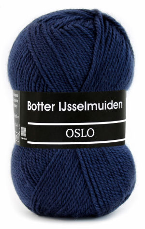 Oslo Botter IJsselmuiden 10 donkerblauw-0