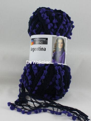 Argentina 085 paars-0