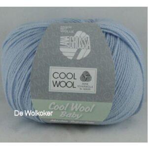 Cool Wool Baby 208 lichtblauw