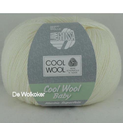 Cool Wool Baby 213 creme