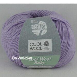 Cool Wool Baby 215 lila