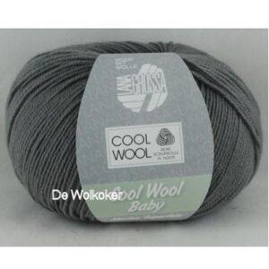 Cool Wool Baby 219 grijs