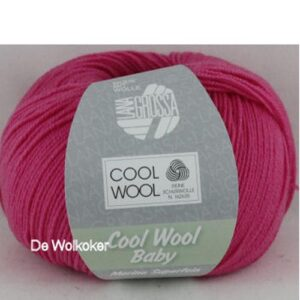 Cool Wool Baby 225 fuchsia