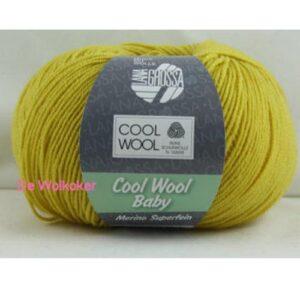 Cool Wool Baby 235 geel