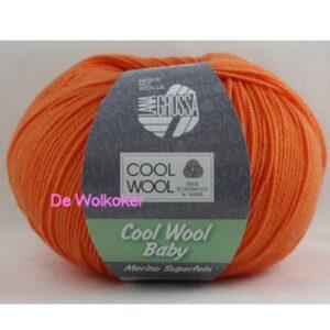 Cool Wool Baby 237 oranje