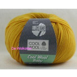 Cool Wool Baby 238 geel