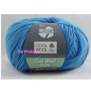 Cool Wool Baby 239 blauw