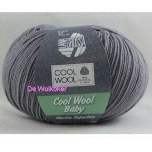 Cool Wool Baby 241 grijs