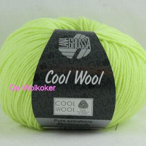 Merino Cool Wool 2009 limegroen-0