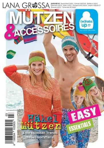 Breiboekje Mutsen en accessoires-0