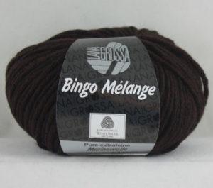 Bingo Melange 230 donkerbruin-0