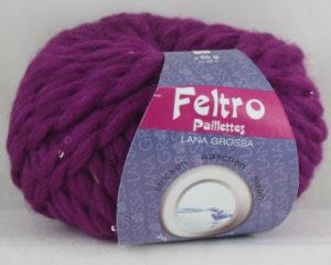 Feltro Paillettes 705 paars-0
