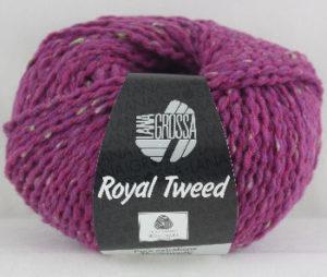 Royal Tweed 079 licht paars-0