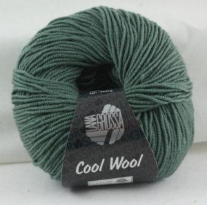 Merino Cool Wool 2021 zacht olijf-0