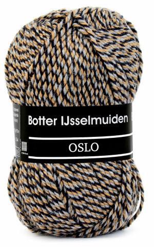 Oslo Botter IJsselmuiden 73 bruin grijs zwart-0