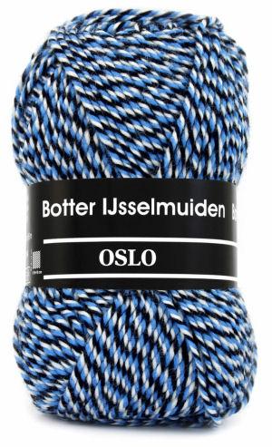 Oslo Botter IJsselmuiden 82 blauw wit donkerblauw-0