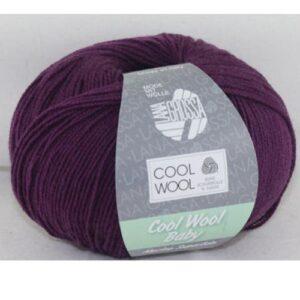 Cool Wool Baby 248 aubergine