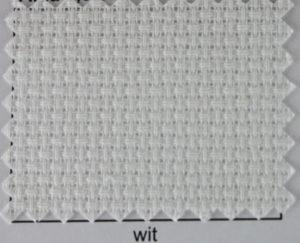 Aïda stof 140 cm breed, 5,5 wit (prijs per 10 cm)-0