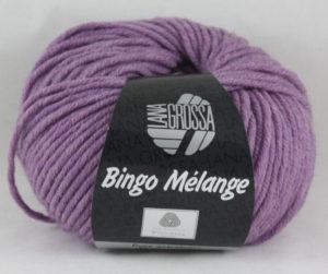 Bingo Melange 235 zacht lila-0