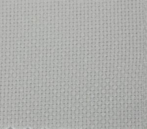 Hardangerstof 9 draads, 180 cm breed, gebroken wit (prijs per 10 cm)-0