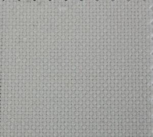 Hardangerstof 9 draads, 180 cm breed, wit (prijs per 10 cm)-0