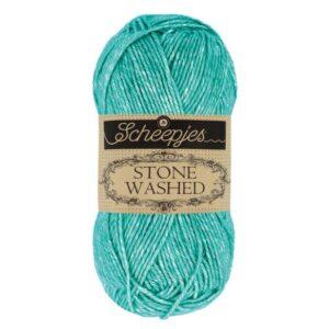 Scheepjes Stonewashed 815 Green Agate
