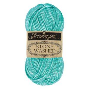 Scheepjes Stonewashed 824 Turquoise