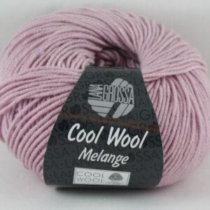 Merino Cool Wool melange 134 pastelroze-0