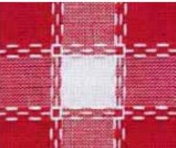 Beiersbont blok rood roze wit 5480, 160 breed (prijs per 10 cm)-0