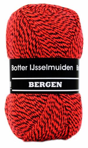 Bergen Botter IJsselmuiden 160 rood zwart-0