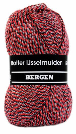 Bergen Botter IJsselmuiden 034 rood grijs zwart-0