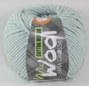 Mc Wool 80 cotton mix 536 pastel groen-0