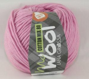Mc Wool 80 cotton mix 540 roze-0