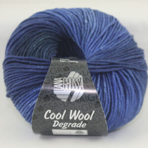 Cool Wool Degrade 6004 blauw-0