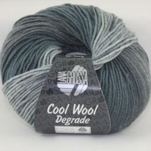 Cool Wool Degrade 6007 petrol-0