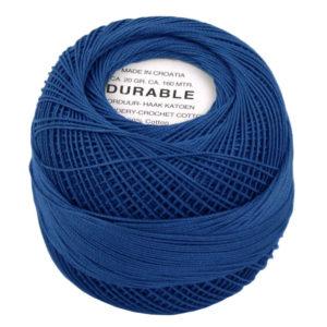 Durable Borduur- en Haakatoen blauw 1013-0