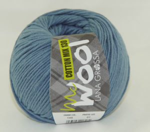 Mc Wool 130 cotton mix 145 jeans-0