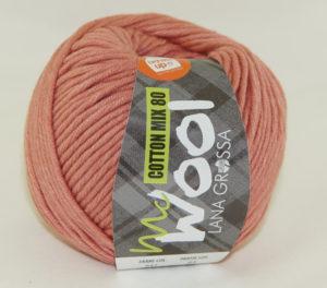 Mc Wool 80 cotton mix 541 donkerzalm-0