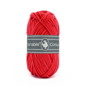 Durable Cosy 316 rood-0