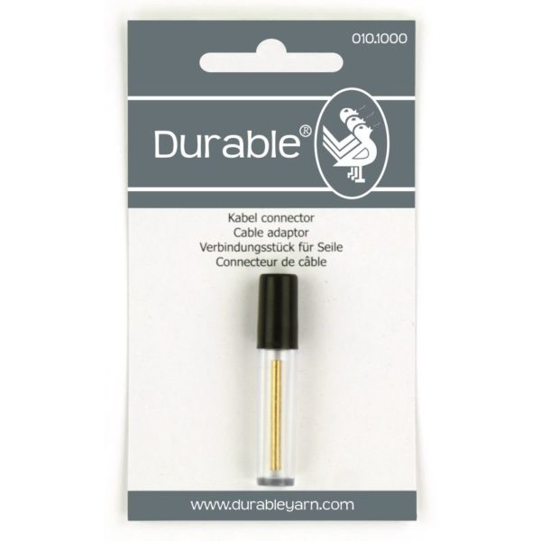 Durable kabel connector voor kabel tunische haaknaald-0