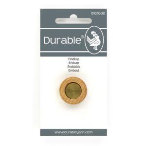 Durable eindkap met schijf voor kabel tunische haaknaald-0