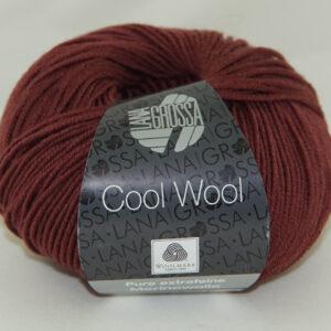 wol lana grossa Cool Wool 2055 bruin