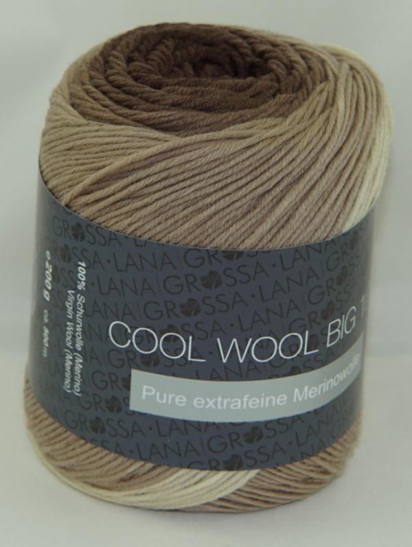 Cool Wool Big 1:1, 5004 bruin beige
